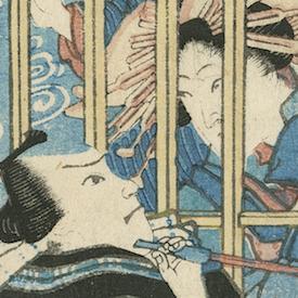 Gallery One - Kunichika Rarities Multi-Sheet Prints