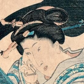 Gallery Three - Three Giants of Japanese Prints - Kunisada