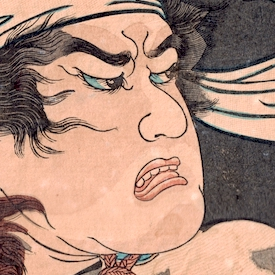 Gallery Two - Ukiyo-e Themes in Japanese Oban Prints