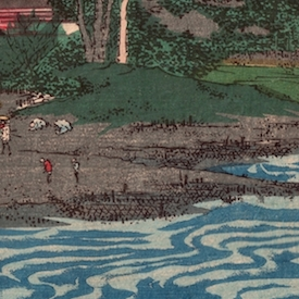 Gallery Two - Places in Japanese Woodblock Prints