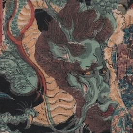 Gallery Three - Things in Japanese Woodblock Prints