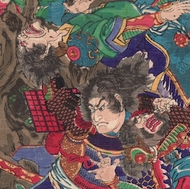 Gallery Two - Ten Years of Toshidama Sale of Diptych and Triptych Prints