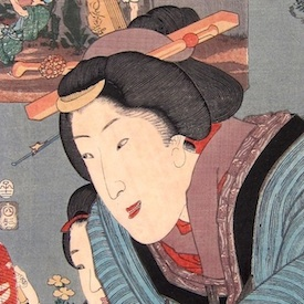 Japanese Woodblock Prints for Sale
