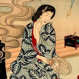 Gallery One - Toyohara Chikanobu Oban Prints