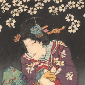 Gallery Two - Toshidama Gallery Spring Sale Triptych and Diptych Prints - ALL PRINTS 50% MARKED PRICE