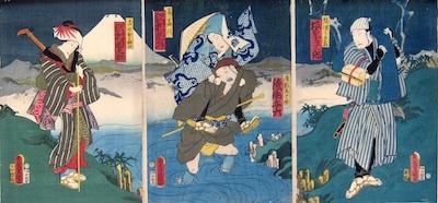 Kunisada, Imoro Hikochichi