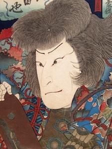 Sadanobu, Jitsukawa Ensaburo as Jiraiya